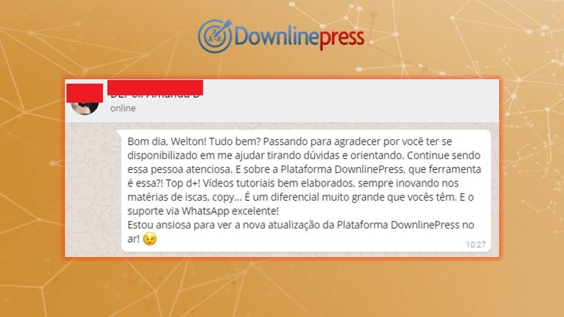 Downline Press: Prospectar Online para Seu MMN usando MKT Digital | Depoimento