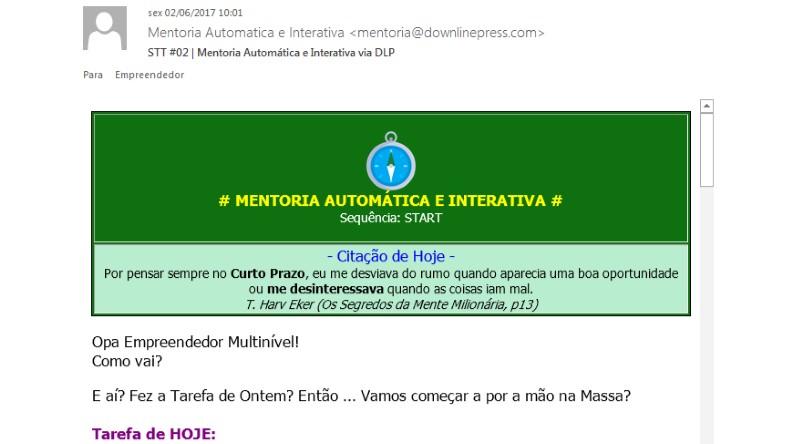 Downline Press: Prospectar Online para Seu MMN usando MKT Digital | Mentoria