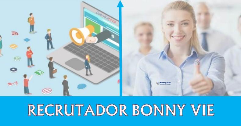 Meu Recrutador MMN Bonny Vie Online