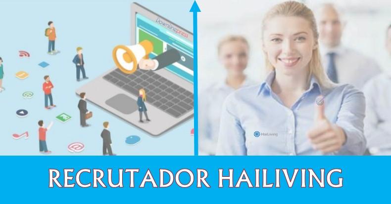 Meu Recrutador MMN HaiLiving Online