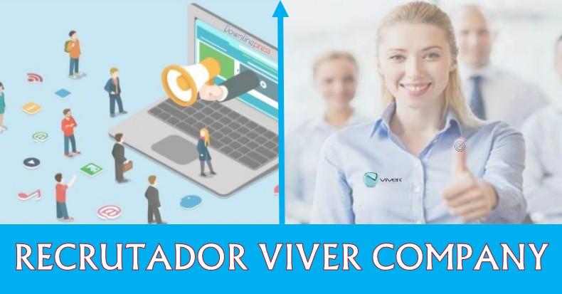 Meu Recrutador MMN Viver Company Online