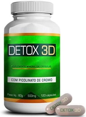 Detox 3D Funciona? Vale a Pena? É Bom? Tem Depoimentos? É Confiável? Suplemento da Upsell Furada? - by iLeaders MMN