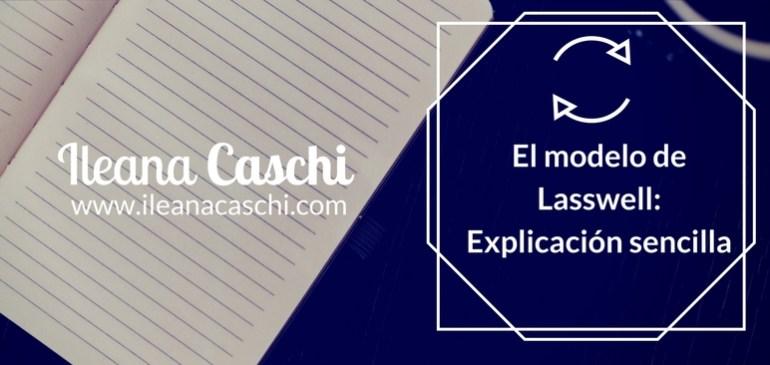 El modelo de Lasswell: Explicación sencilla