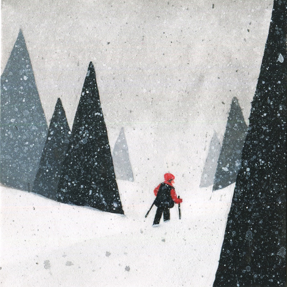 A Lonely Winter – Giant Robot's Post It Show 12