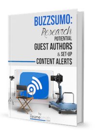 Ms.Ileane buzzsumo book cover small