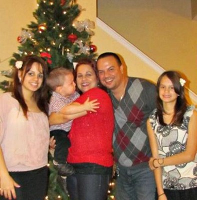 Joey Kissimmee and Family