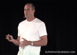 James Schramko of Super Fast Business