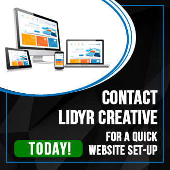 Contact Lidyr Creative Today for Your Website
