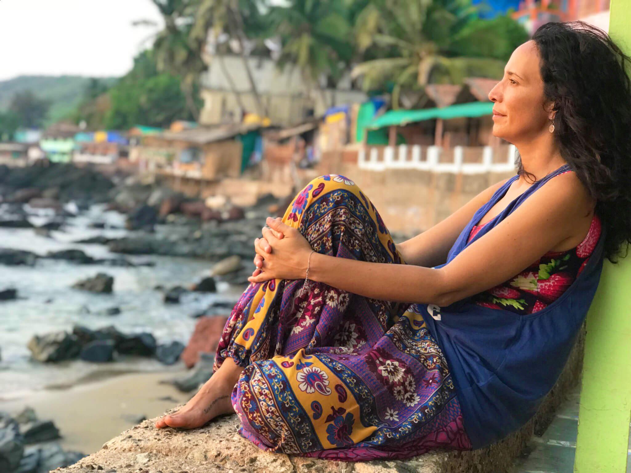 Goa Beach Ileana Simancas