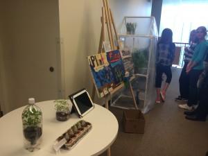 Student Created Greenhouse: Anastasis Academy