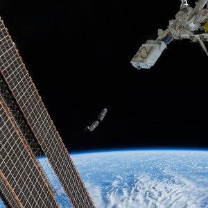 ISS CubeSat