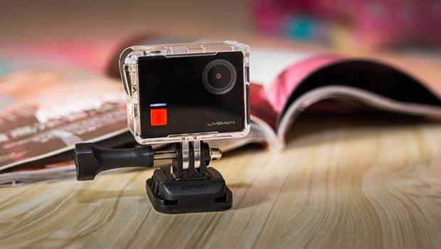 LeEco представила экшн-камеру Liveman C1 с поддержкой 4K и Wi-Fi