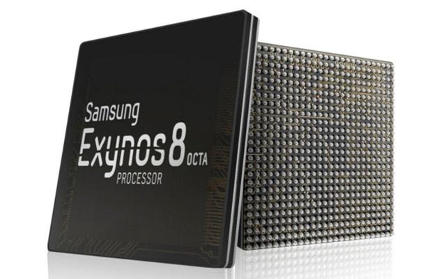 Samsung готовит новый фирменный процессор для Galaxy S8