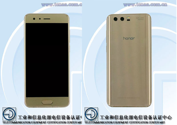 Huawei Honor 9 прошел сертификацию TENAA