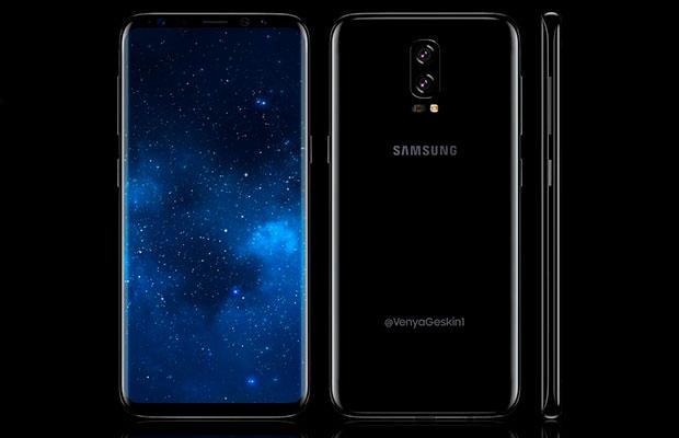 В сети появилась новая информация о Samsung Galaxy Note 8
