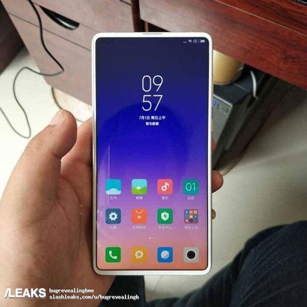 Рассекречены цены на новый флагман Xiaomi Mi Mix 3