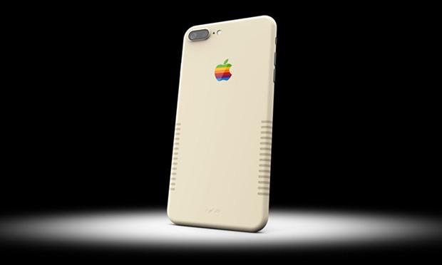 ColorWare представила iPhone 7 Plus в винтажном дизайне за $1 899