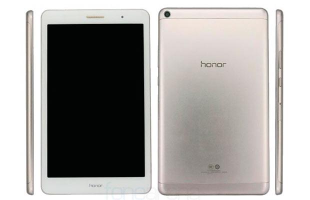 Китайцы показали 8-дюймовый Huawei MediaPad T3