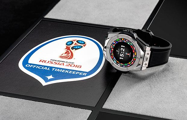 Hublot представила часы The Big Bang Referee 2018 FIFA World Cup Russia