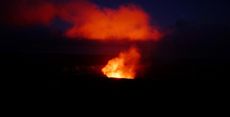 Éruption Réunion