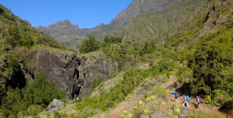 Top randonnées Réunion