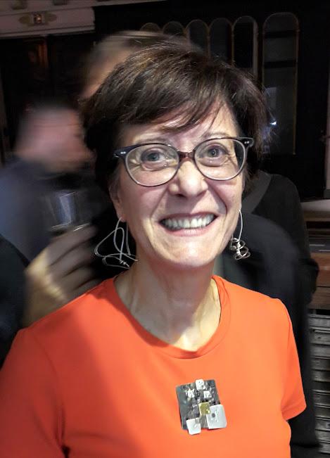 Elsa Vanier : 15 ans d'amour du bijou contemporain depuis le « choc » Jean Vendôme
