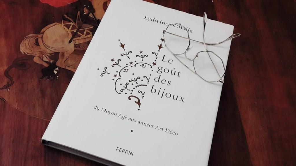 livre Le Goût des bijoux