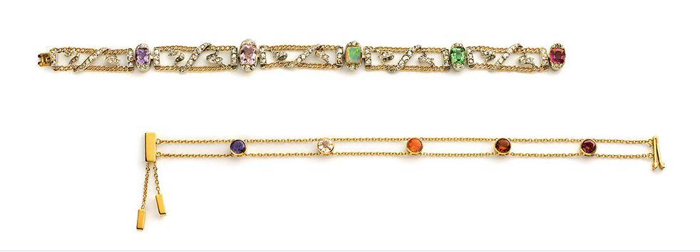 bijoux acrostiches Chaumet