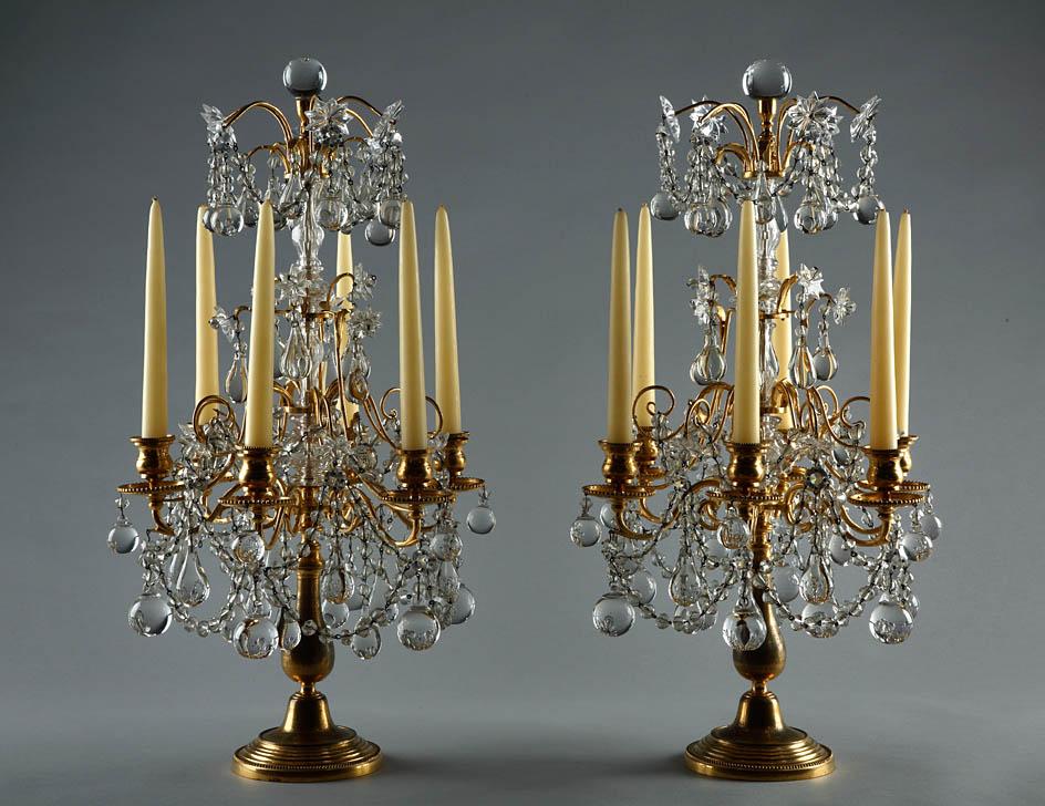girandoles chandelier