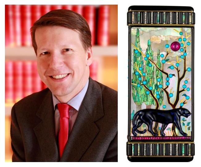 Nicolas Luchsinger, Ecole des arts joaillier, VCA