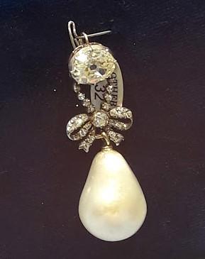 la perle de Marie-Antoinette chez Sotheby's