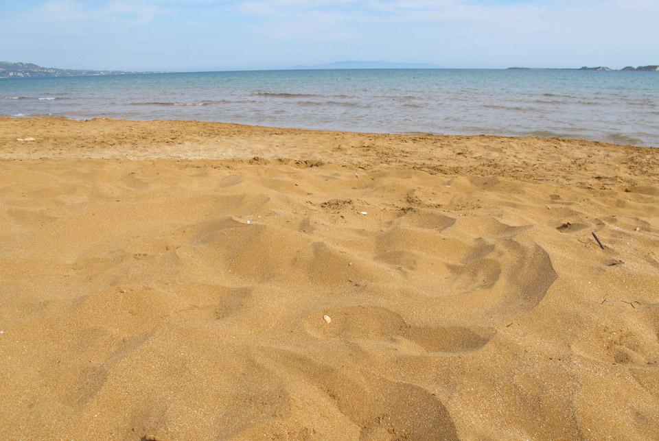 Xi Beach - Road trip en Céphalonie par Il etait une veggie