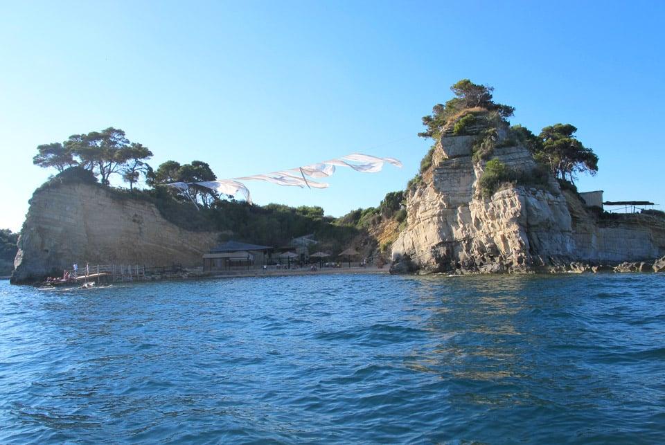 Agios sostis Sejour à Zante par Il etait une veggie