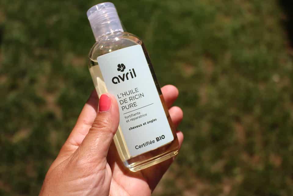 huile de ricin à gagner avec il etait une veggie