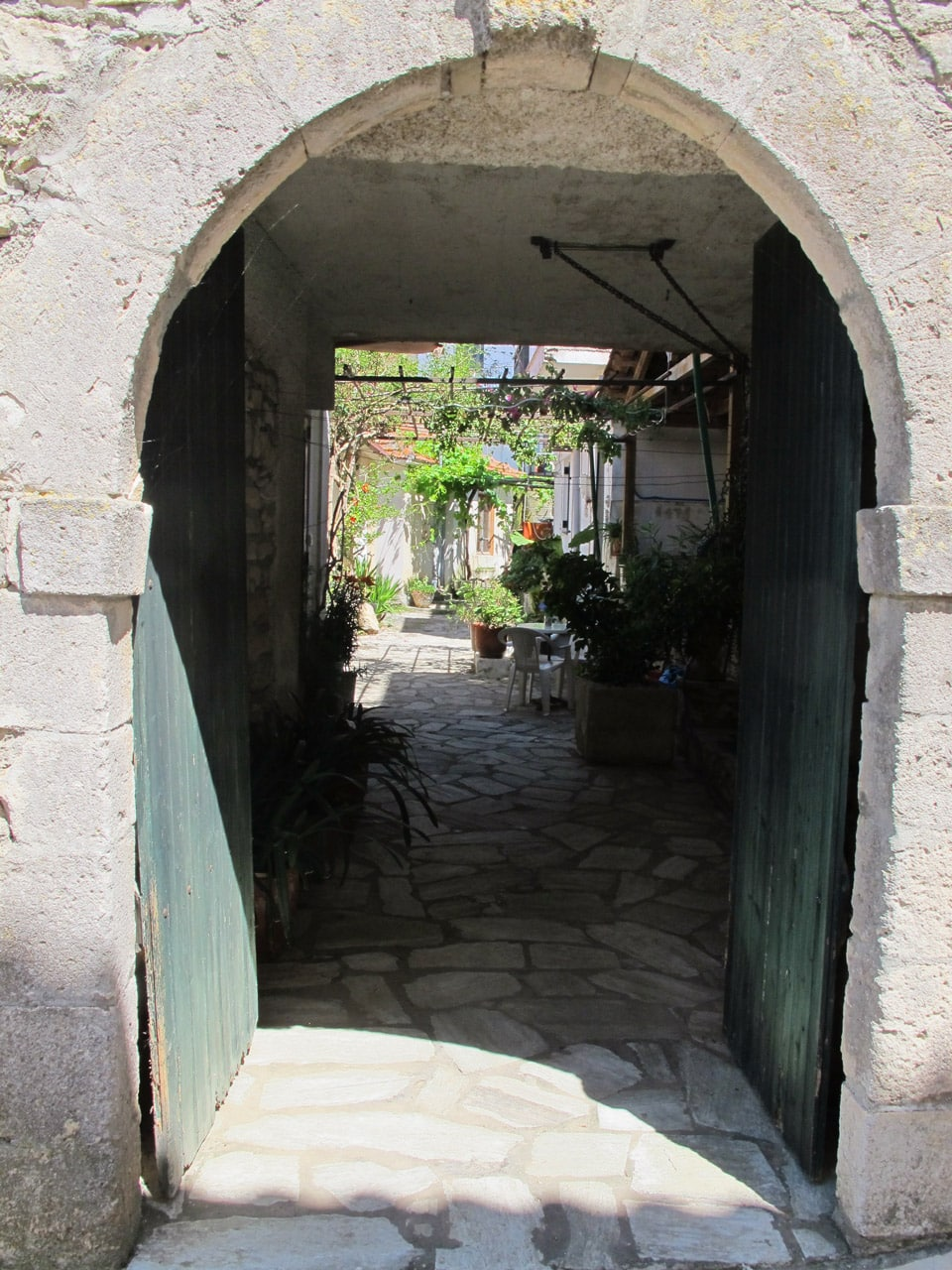 Sejour a Zante Keri village par Il etait une veggie