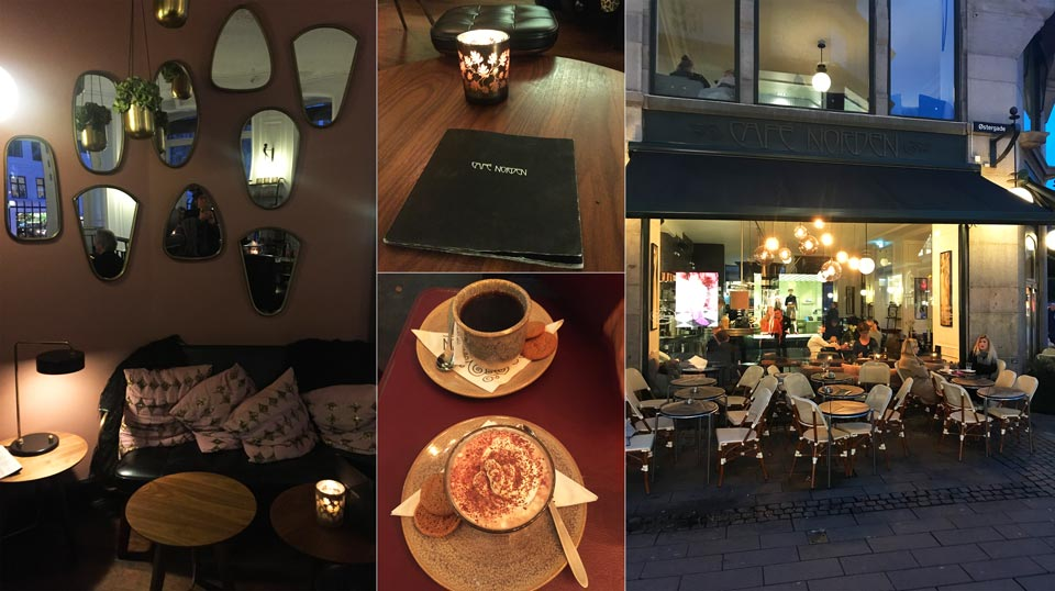 Cafe Norden week end de 3 jours a Copenhague