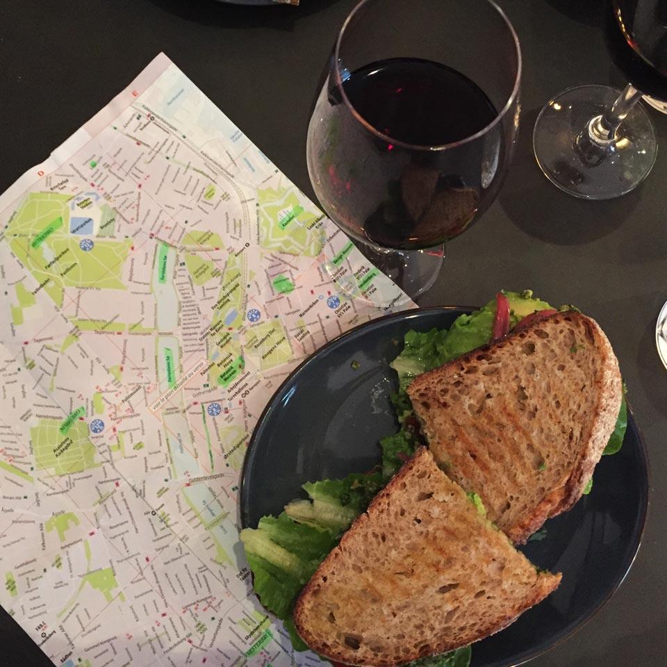 Vesterbro-Restaurant-3-jours-a-Copenhague-il-etait-une-veggie