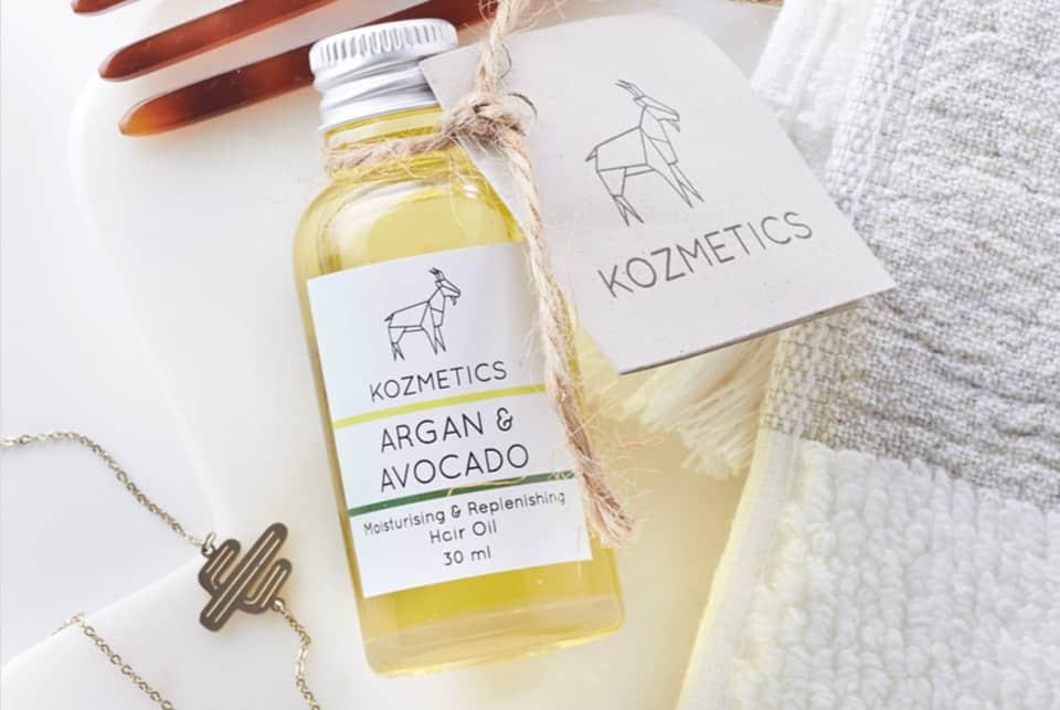 Ma box a cheveux bio et vegan - Kozmetics
