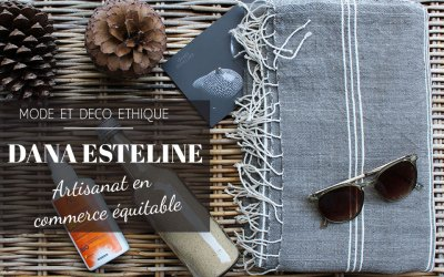 Dana Esteline, eshop mode & déco éthique