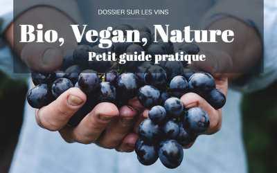 Vin bio, Vin vegan, Vin biodynamique, Vin nature : Quelles différences ?