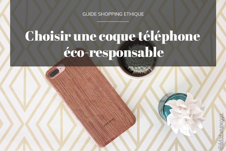 green shopping coques telephones