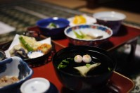 Japon, Koyasan : shojin ryori / Eko-In