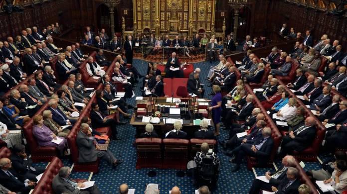 La Camera dei Lord