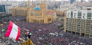 libano-proteste
