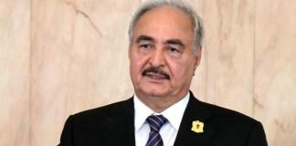 libyan khalifa haftar