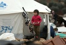 bambina siriana