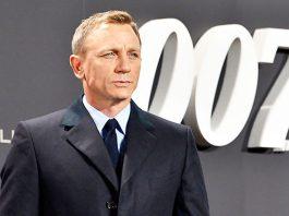 James Bond-Daniel Craig
