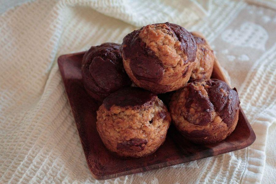 muffin-vaniglia-cioccolato-vegani