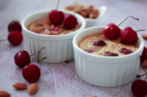 clafoutis-ciliegie-vegan