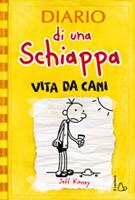 Diario di una schiappa - Vita da cani, di Jeff Kinney, Il castoro 2011, 12 euro